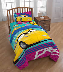 amazon com disney pixar cars 3 movie cruz teal yellow pink 3