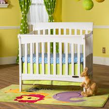Mini Crib Convertible by Mini Crib Lambs U0026 Ivy Peek A Boo Jungle Mini Crib Set