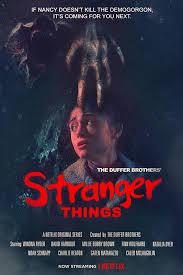 Poster Meme - stranger things meme movie poster hand on bingememe