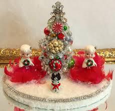 ms bingles vintage christmas disney u0027s frozen christmas display