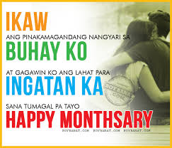 Wedding Quotes Tagalog Tagalog Happy Monthsary Quotes And Pinoy Monthsary Sayings Boy Banat