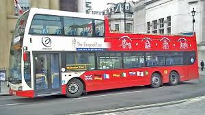 the original tour london sightseeing bus youtube