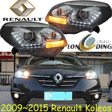 renault koleos 2015 koleos headlight 2009 2015 2017 2018 free ship koleos fog light