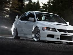 mitsubishi evo slammed lancer evolution xi idea and references aaron turner u0027s visual