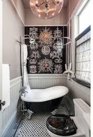 Clawfoot Tub Bathroom Designs Bring Dark Indulgence Into Your Bathroom With Stunning Black Bathtubs