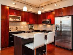 photos of kitchens with cherry cabinets dark cherry cabinets with wood floors wood floors kitchen island