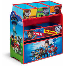 Mickey Mouse Bedroom Furniture by Amazon Com Nick Jr Paw Patrol 5 Piece Furniture Kids Set