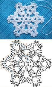 wonderful diy crochet snowflakes with pattern crochet snowflakes