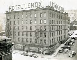 lenox hotel 1957 u2013 news tribune attic