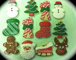 decorated christmas cookies snowflake cookies cookies christmas 12 decorated