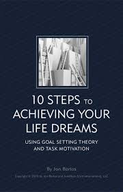 steps to achieving your life dreams workbook