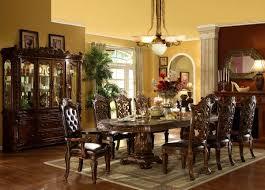 furniture personable custom luxury dining room interior designs