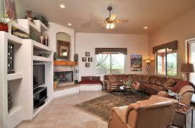 Santa Fe Home Plans Modern Southwest Interior Decorating