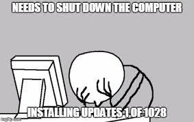 Meme Computer - computer guy facepalm meme imgflip