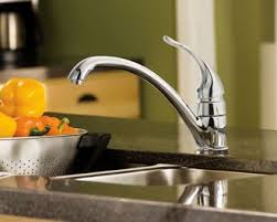 replacing kitchen faucets replacing a kitchen faucet trusted e blogs