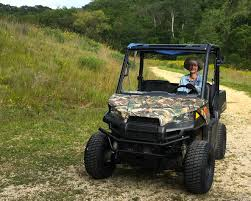 polaris ranger wide tires on a polaris ranger ev mike o u0027connor