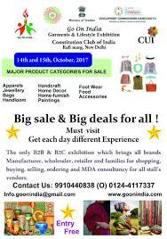 Home Decor Exhibition Go On India Garments U0026 Lifestyle Exhibition At Delhi Events High