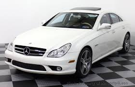 2009 mercedes cls 63 amg 2009 used mercedes cls63 amg v8 507hp at eimports4less