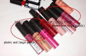 Lipstik Nyx Replika differentiate between real nyx soft matte lip