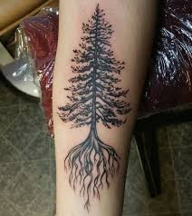 75 simple and easy pine tree designs meanings 2017