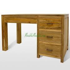 Teak Computer Desk Reclaimed Teak Computer Desk Table 3d Teak Furniture Producer