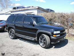 2002 chevrolet tahoe information and photos zombiedrive