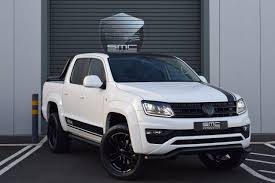 volkswagen amarok 2015 used volkswagen amarok cars for sale with pistonheads