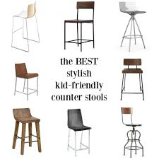kitchen stools modern new modern kitchen stools and why i love them the chronicles of home