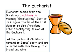 salvation and communion ppt