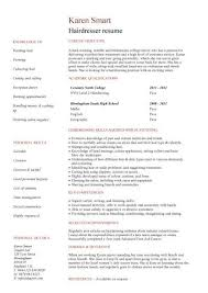 Cosmetology Resume Examples Beginners by Cosmetologist Resume Cover Letter For Cosmetology Resume Sample