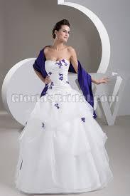 purple white wedding dress 100 purple wedding dress edressit purple v cut evening