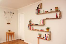 Creative Bookshelf Ideas Diy Articles With Diy Wall Shelves Ideas Tag Mesmerizing Diy Wall