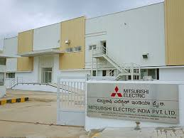 mitsubishi electric mitsubishi electric opens indian traction equipment factory