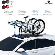 Car Roof Box Ebay by Roof Top Bike Rack Ebay