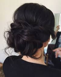 pics of black pretty big hair buns with added hair best 25 low bun wedding hair ideas on pinterest low updo