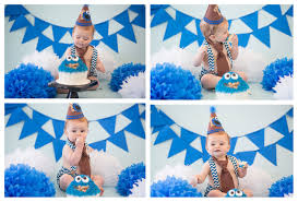 Cookie Monster Baby Shower Decorations First Birthday Cake Smash Baby R Virginia Beach Children U0027s