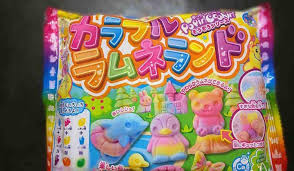 popin cookin colorful ramune land instractions japan funbox