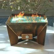 Custom Gas Fire Pits - gas fire pits custom u0026 artisan woodlanddirect com