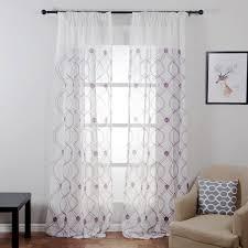 online get cheap white sheer curtain aliexpress com alibaba group