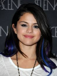 highlights for latina hair lourdes leon dyes hair green other celebrity hair colors