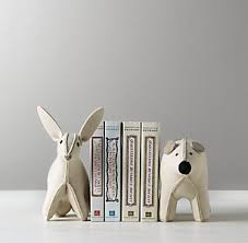 bunny bookends bookends desk accessories rh baby child