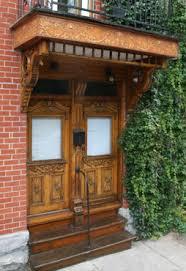 balcony border wood carving faux finish trompe l u0027oeil montreal