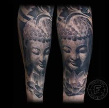 buddha tattoo by francisco sanchez tattoos