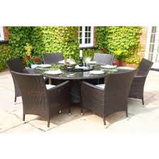 Rattan Kitchen Table by Rattan Dining Table Sets Oakita