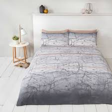 Harry Corry Duvet Covers Marble Stripe Grey Duvet Set Harry Corry Limited