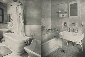 Period Bathroom Fixtures Historical Bathroom Photos 1912 Bungalow