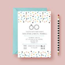 polka dot wedding invitations simple mountain wedding invitation letter loft