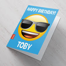 personalised birthday cards card factory