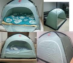 the bed tent indoor bed tent wind block heating warm floorless pole zip opening