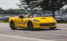 2014 corvette stingray reviews 2014 chevrolet corvette stingray z51 convertible test review